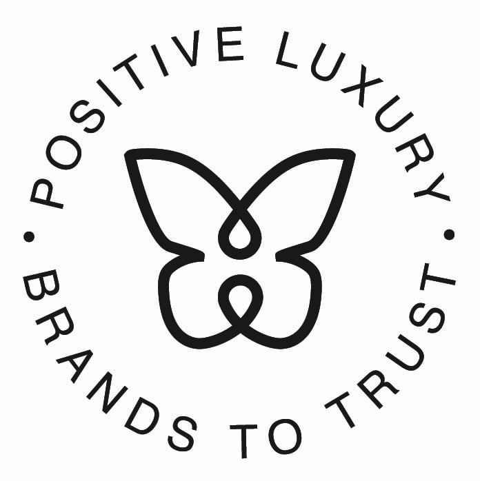 identifying sustainable fashion - Butterfly mark
