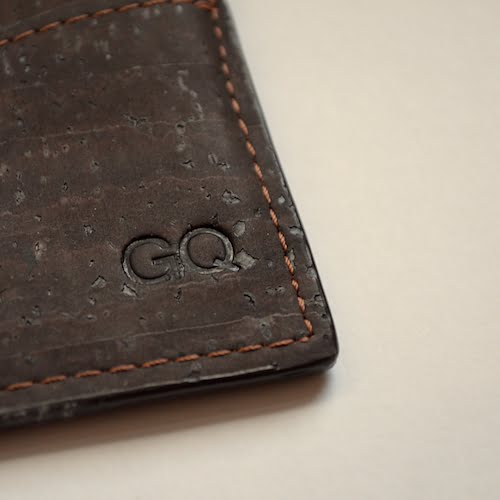 Personalised card holder - Blackwood