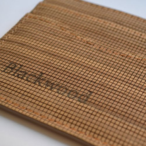 Wood leather material