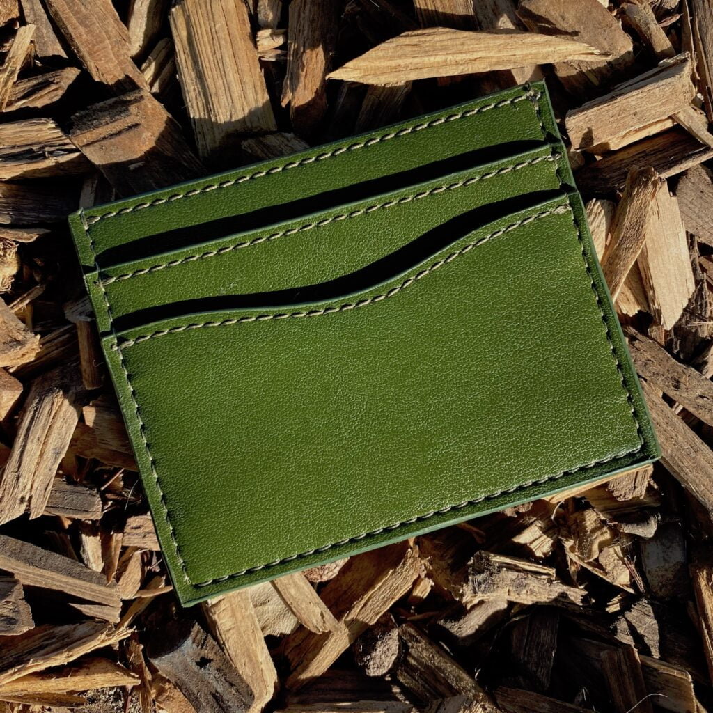 Cactus leather Card holder vegan