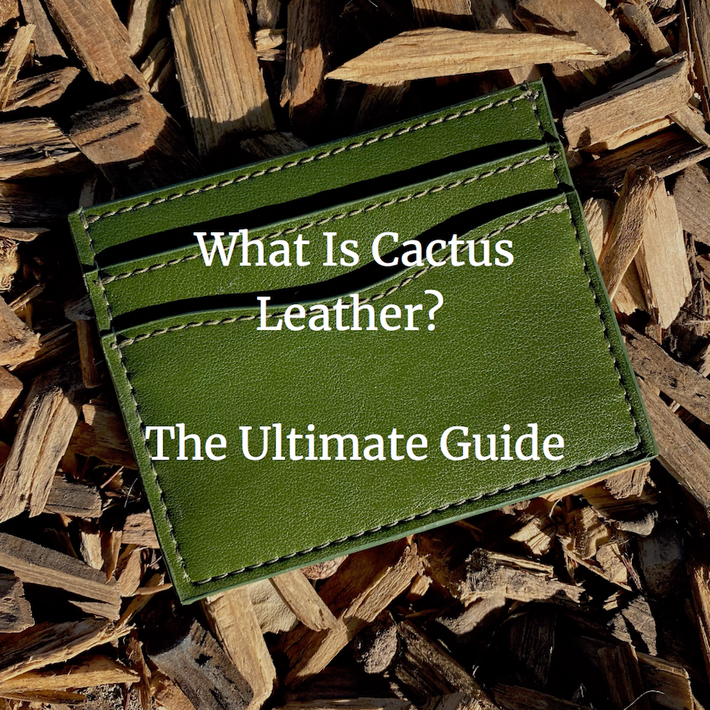 Cactus Leather Guide